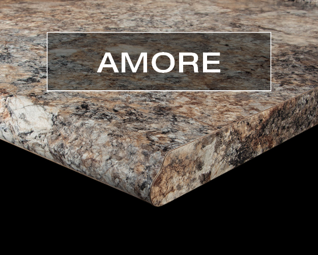 Laminate Countertops Edge Profiles